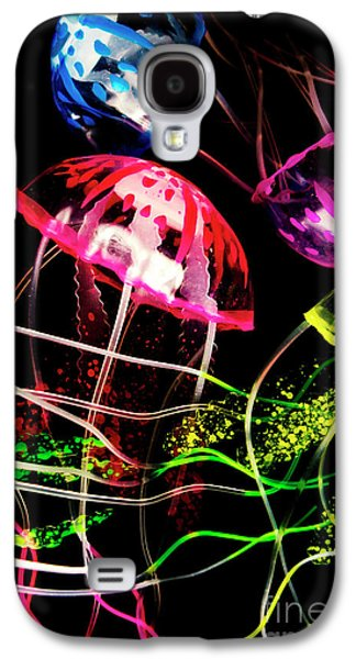 Jelly Fish Trails Galaxy S4 Case