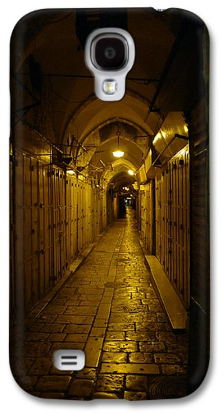 Galaxy S4 Case featuring the photograph Jerusalem Of Copper 1 by Dubi Roman
