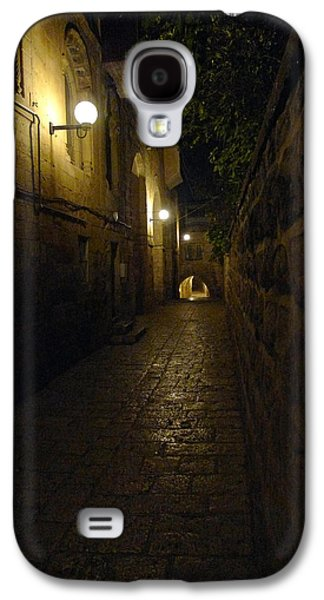 Galaxy S4 Case featuring the photograph Jerusalem Of Copper 2 by Dubi Roman