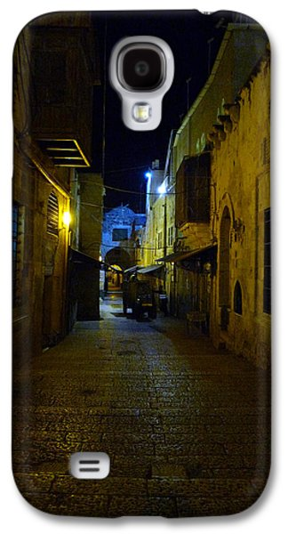 Galaxy S4 Case featuring the photograph Jerusalem Of Copper 3 by Dubi Roman