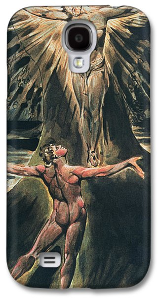 Jerusalem The Emanation Of The Giant Albion Galaxy S4 Case by William Blake