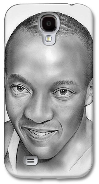 Jesse Owens Galaxy S4 Case