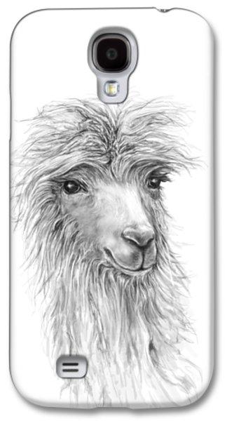 Llama Galaxy S4 Case - Jessica by K Llamas