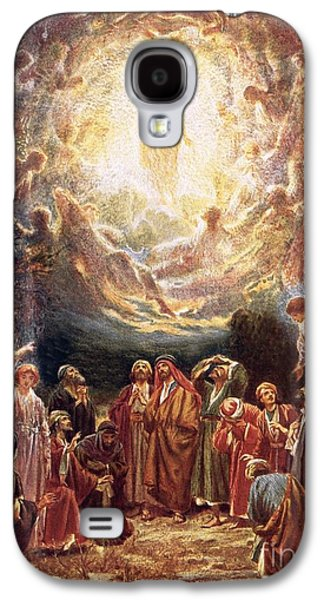 Jesus Ascending Into Heaven Galaxy S4 Case