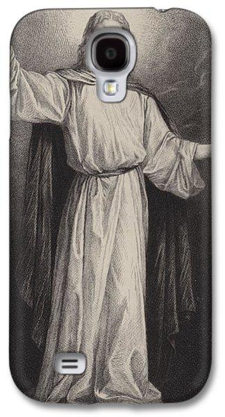Jesus Christ Galaxy S4 Case