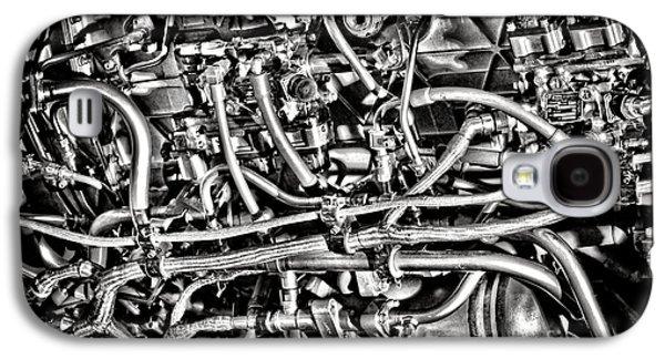 Jet Engine Galaxy S4 Case