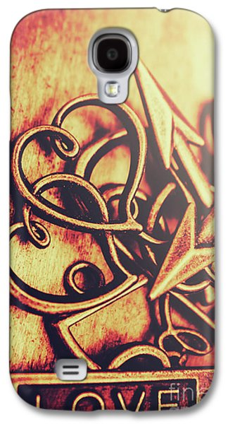 Jewelry Love Background Galaxy S4 Case by Jorgo Photography - Wall Art Gallery