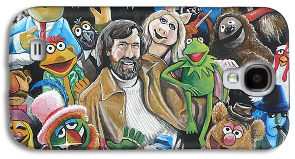 Jim Henson And Co. Galaxy S4 Case by Tom Carlton