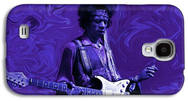 Jimi Hendrix Purple Haze Galaxy S4 Case