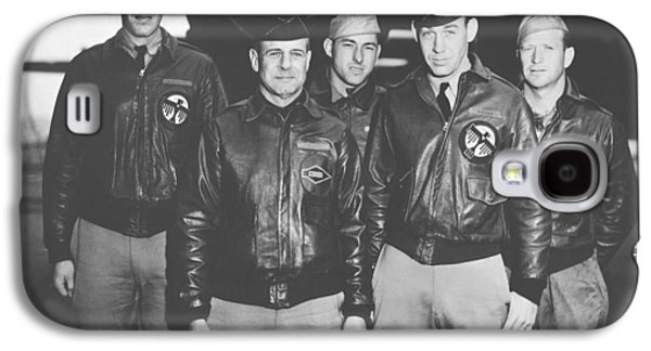 Jimmy Doolittle And His Crew Galaxy S4 Case