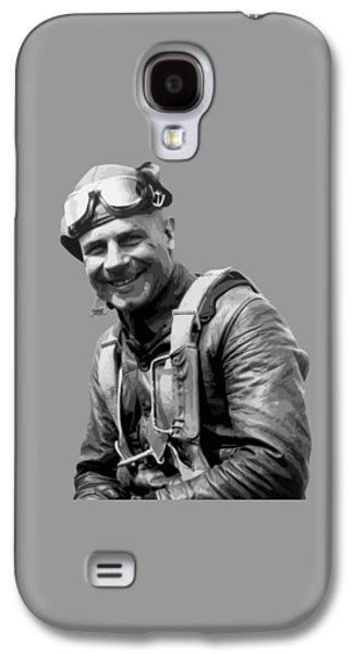 Jimmy Doolittle Galaxy S4 Case