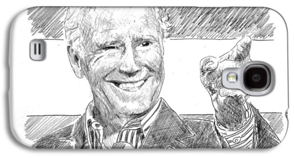 Joe Biden Galaxy S4 Case by Shawn Vincelette