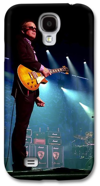 Drum Galaxy S4 Case - Joe Bonamassa 2 by Peter Chilelli