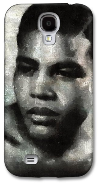 Joe Louis Galaxy S4 Case