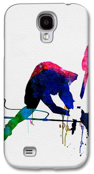 Joe Watercolor Galaxy S4 Case