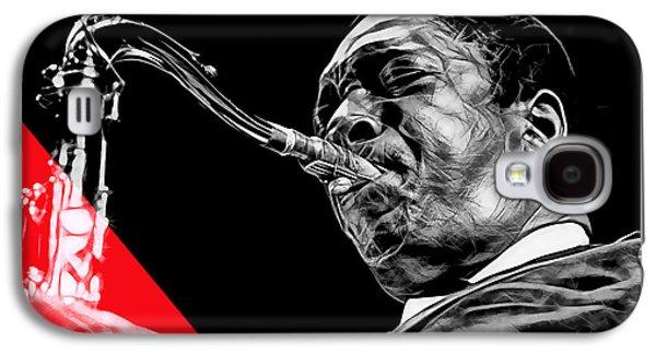 John Coltrane Collection Galaxy S4 Case
