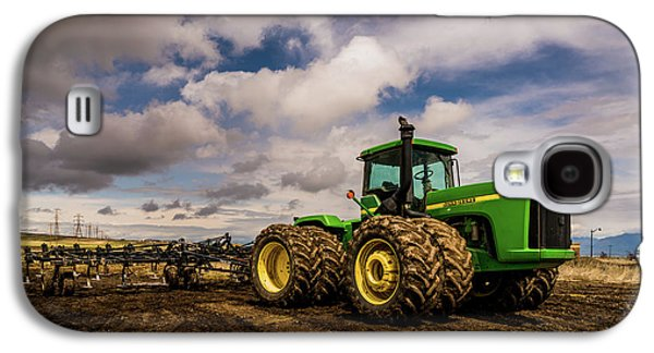 John Deere 9200 Galaxy S4 Case