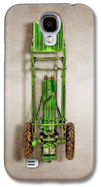 John Deere Tractor Loader Galaxy S4 Case by YoPedro