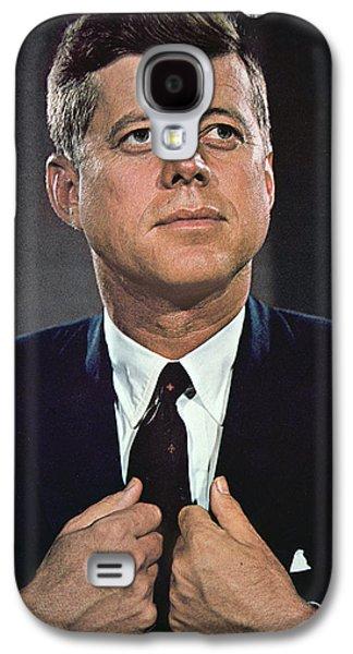 John F Kennedy Galaxy S4 Case