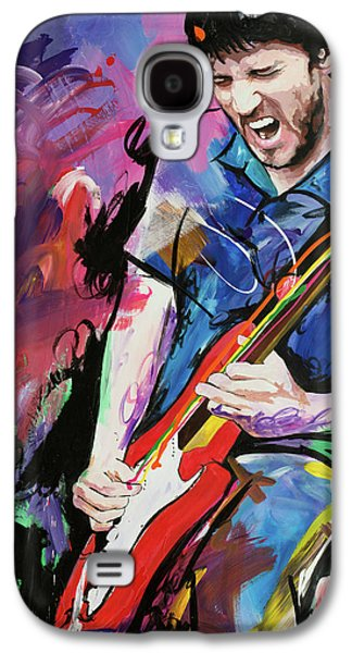 John Frusciante Galaxy S4 Case by Richard Day