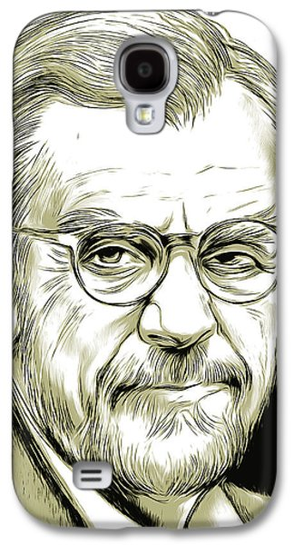 John Guilbert Avildsen Galaxy S4 Case by Greg Joens