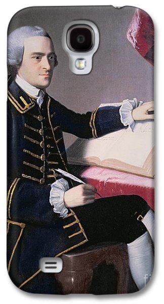 John Hancock Galaxy S4 Case by John Singleton Copley