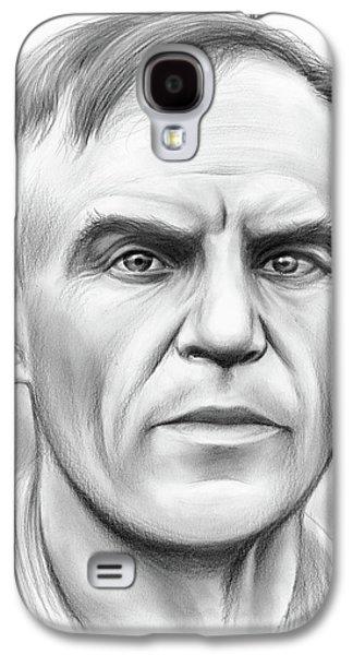 John Heisman Galaxy S4 Case by Greg Joens