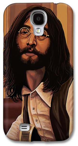 John Lennon Imagine Galaxy S4 Case