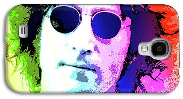 John Lennon - Nyc Galaxy S4 Case by Greg Joens