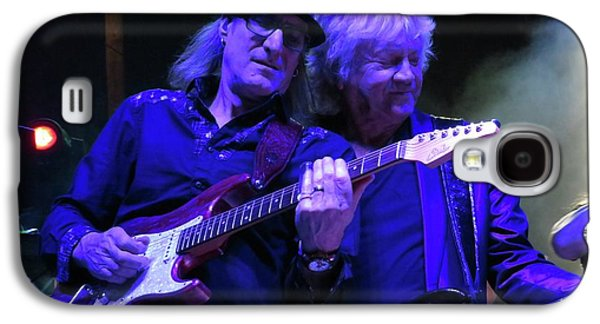 John Lodge At Fergs Galaxy S4 Case by Melinda Saminski