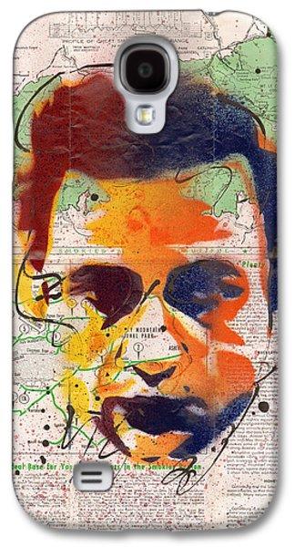 Johnny Cash - Gatlinburg Tennessee Galaxy S4 Case