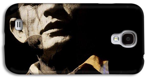 Johnny Cash - I Walk The Line  Galaxy S4 Case