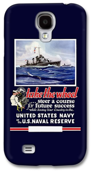 Join The Us Navy - Ww2 Galaxy S4 Case