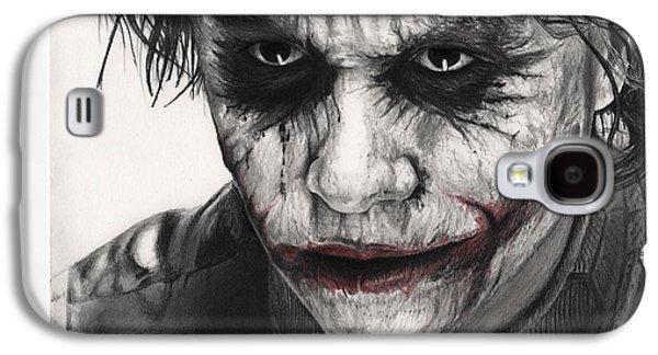 Joker Face Galaxy S4 Case