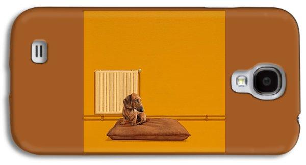 Dog Galaxy S4 Case - Jonas by Jasper Oostland