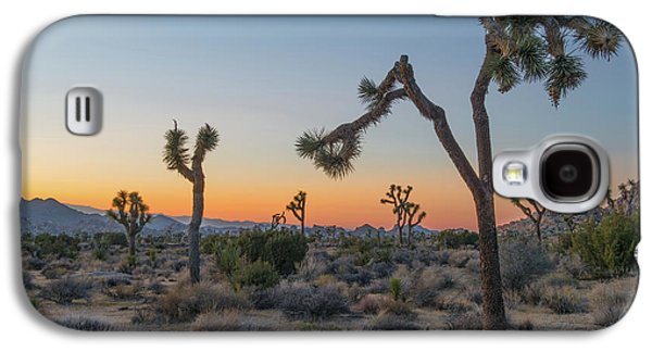 Joshua Sunset Galaxy S4 Case by Joseph Smith