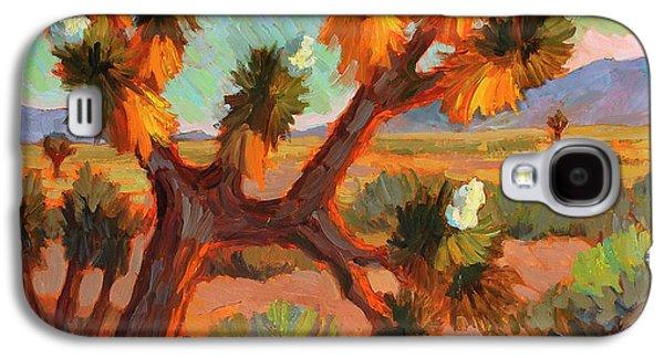 Joshua Tree Galaxy S4 Case by Diane McClary