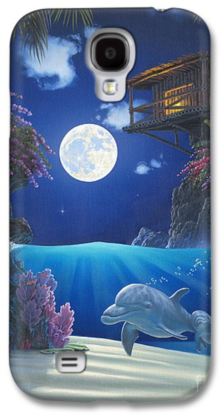 Journey In Paradise Galaxy S4 Case