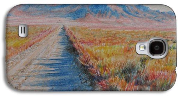Journey  Galaxy S4 Case by Jeanette Skeem