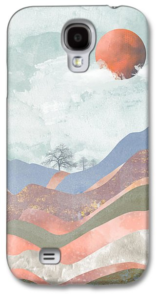 Landscapes Galaxy S4 Case - Journey To The Clouds by Katherine Smit