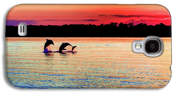 Joy Of The Dance Galaxy S4 Case by Karen Wiles