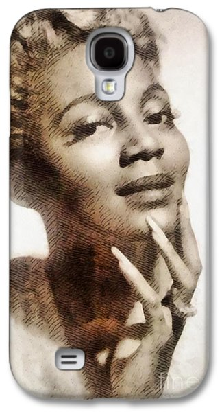 Joyce Bryant, Vintage Singer And Actress Galaxy S4 Case