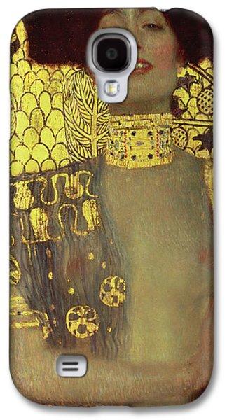 Judith Galaxy S4 Case by Gustav Klimt