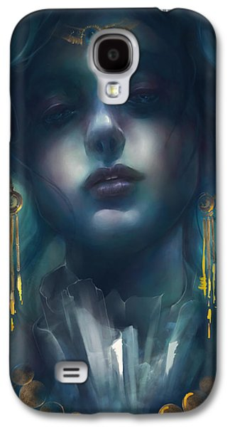 Judith V1 Galaxy S4 Case by Te Hu