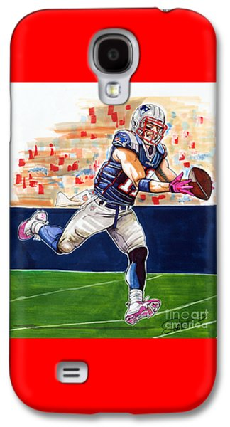 Julian Edelman Galaxy S4 Case