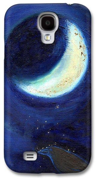 July Moon Galaxy S4 Case