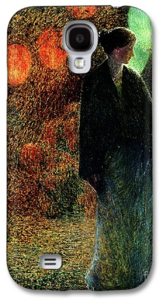 July Night Galaxy S4 Case