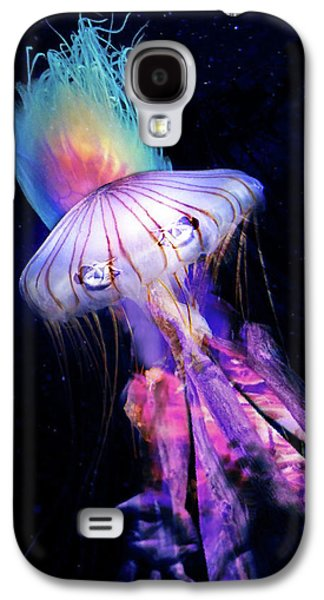 Jumpin Jack Flash Galaxy S4 Case by David Derr