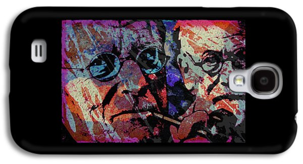 Jung And Freud Galaxy S4 Case