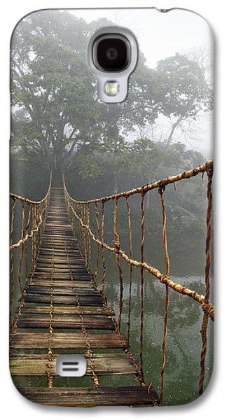 Bridges Galaxy S4 Case - Jungle Journey 2 by Skip Nall